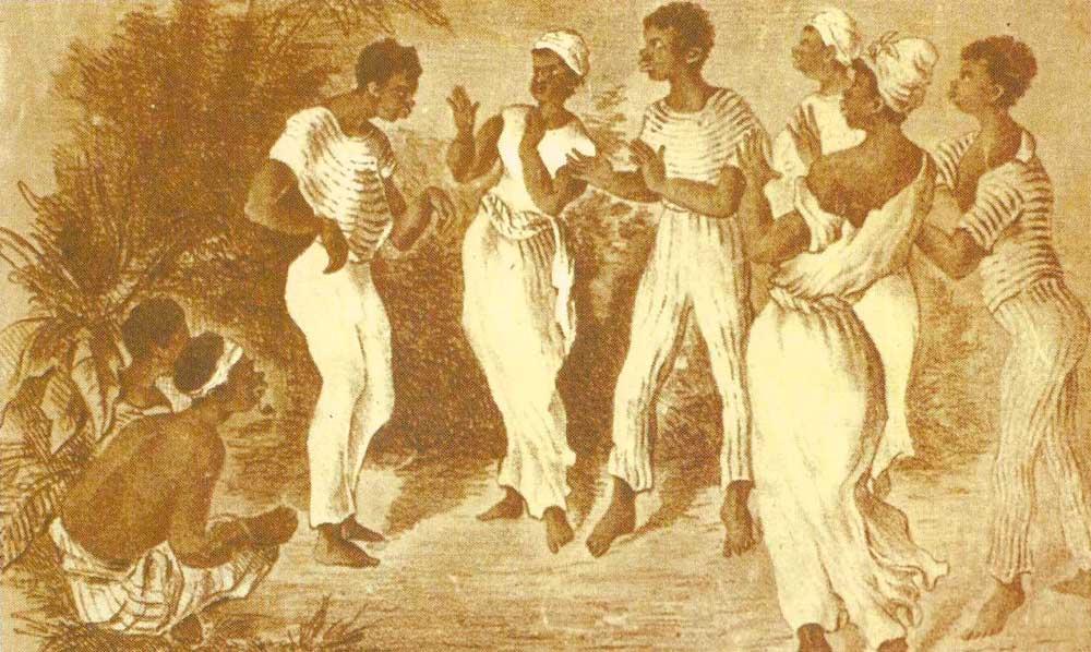Candombé, 1870