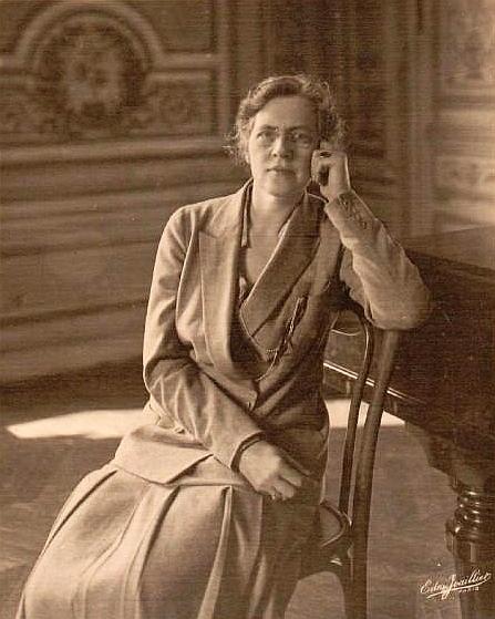 Nadia Boulanger in 1925