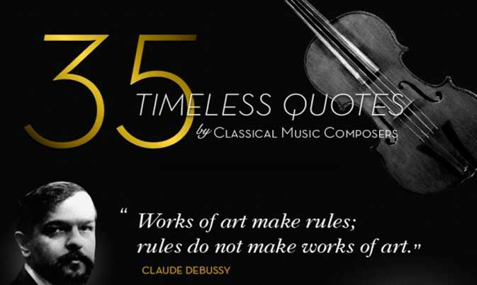 Composers quotes