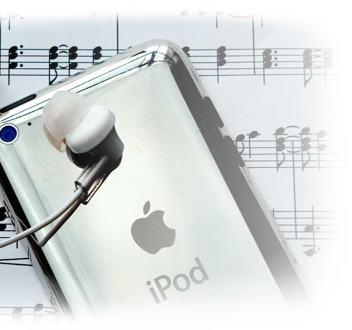Classical music improves endurance