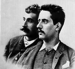 F. Fontana e G.Puccini
