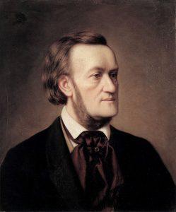 Richard Wagner, ca. 1862