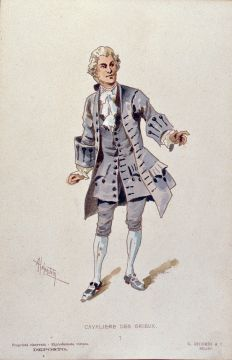Manon Lescaut: Costume Des Grieux - Act II