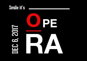 Smile: it's opera!
